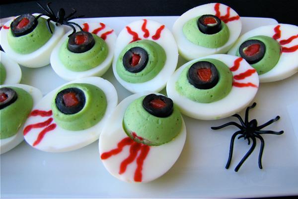 Taller cocina infantil especial Halloween