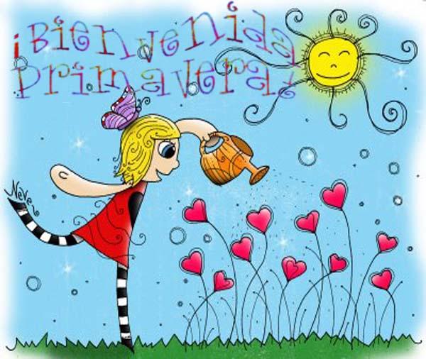 "Taller infantil especial ""Bienvenida primavera"""