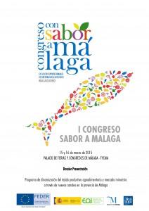 Cati Schiff showcooking congreso sabor a malaga
