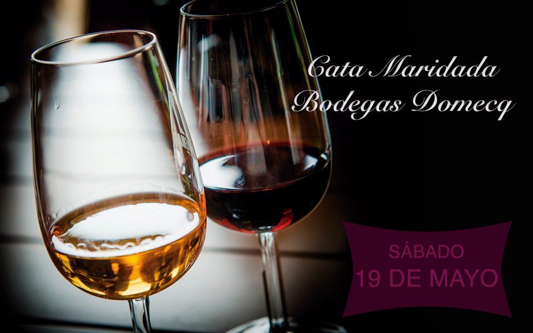 Visita a Bodegas Domecq con almuerzo maridado