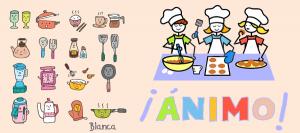 foto taller cocina infantil