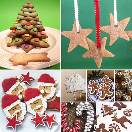 Taller para niños comidas de Navidad